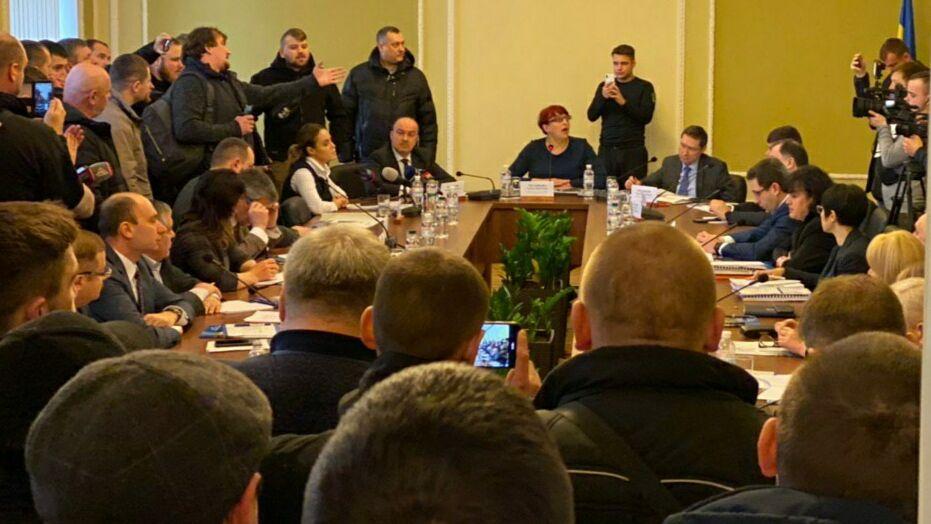 Скандал із Королевською у Львові