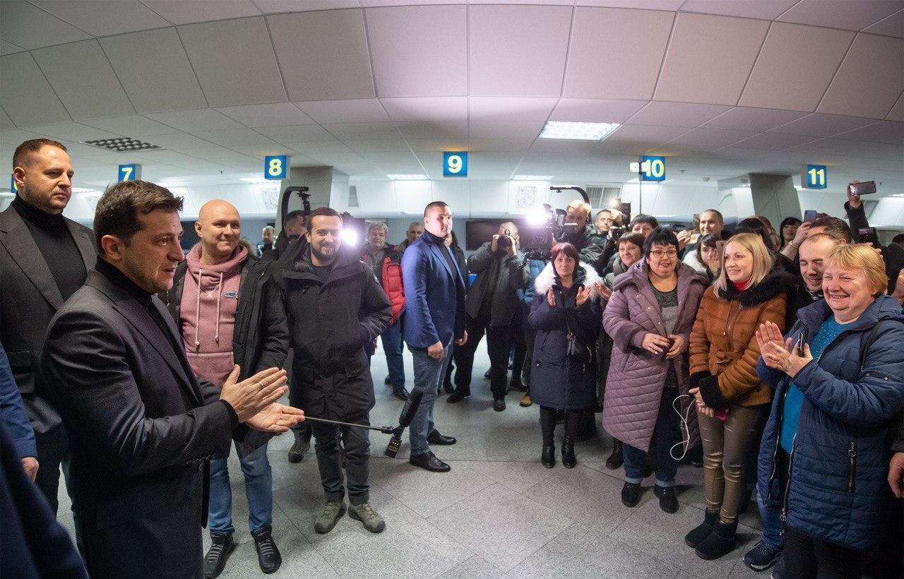 Повернення полонених українців 29 грудня. Ілюстративне фото