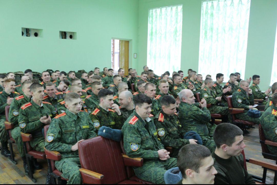 """Курсанти, які поповнять лави терористів """"ДНР"""""""