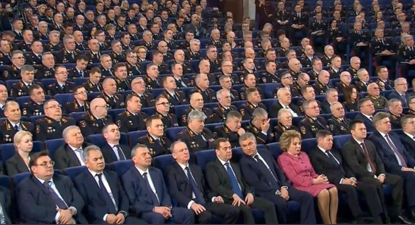 Матвієнко насмішила росіян вбранням