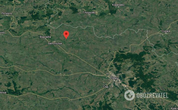 Село Гуринівка Сумської області