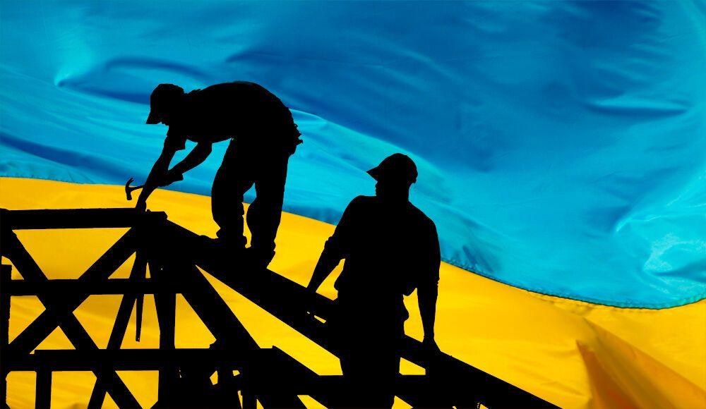 По статистике, 93% украинцев на заработках занимаются физическим трудом