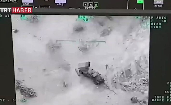 Удары по сирийской армии в провинции Идлиб