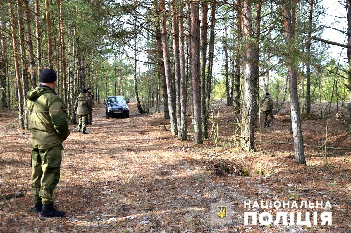 Поиски подростка в Хорошевском районе