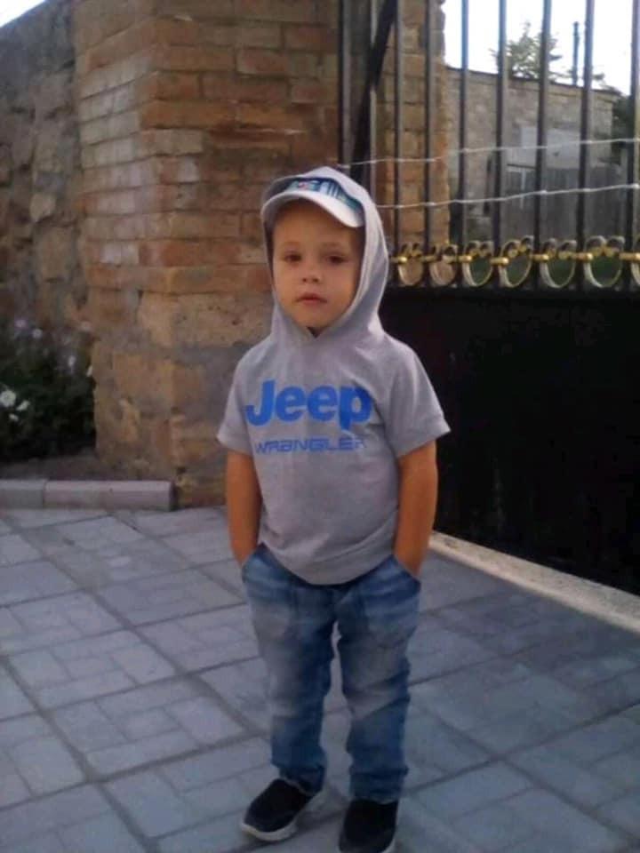 В одеській лікарні помер 3-річний хлопчик, який постраждав при пожежі
