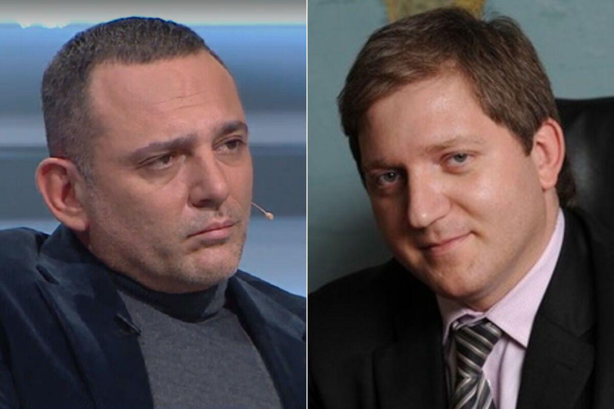 Максим Бужанский и Олег Волошин