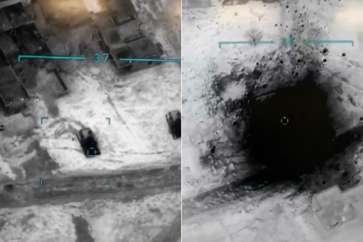 Турция нейтрализовала 130 единиц техники сирийских военных в Идлибе