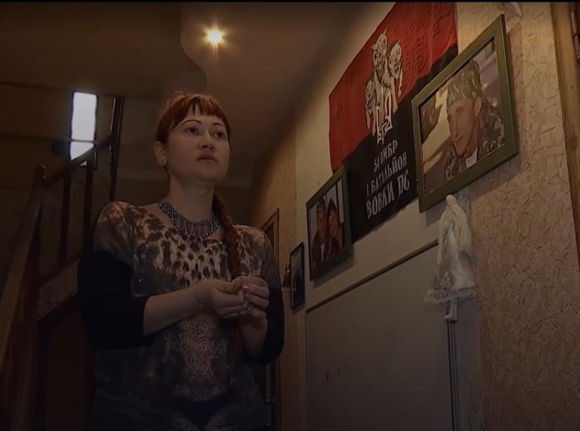 """Анна Счастная, вдова """"киборга"""""""