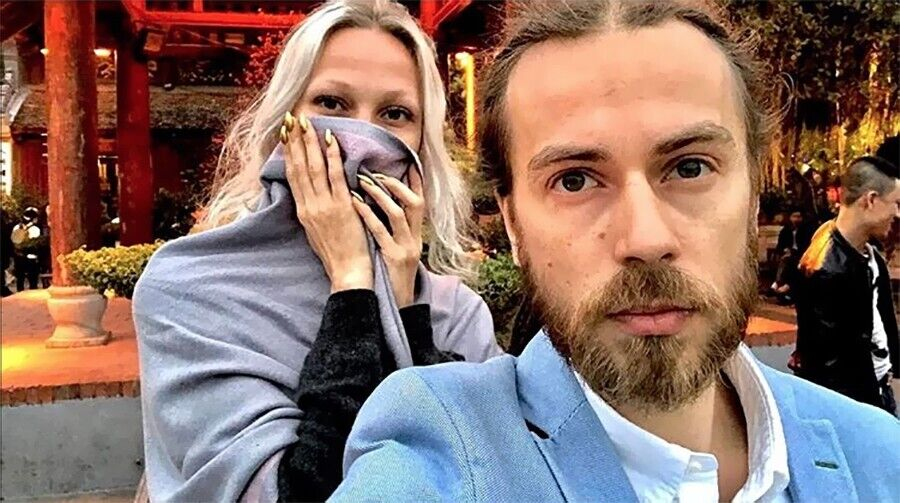 Децл и его жена Юлия Толмацкая