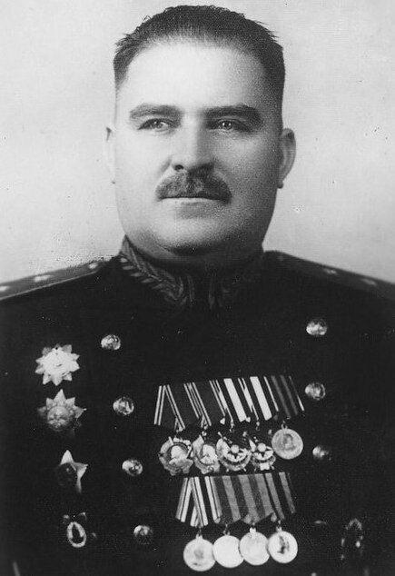 Маршал Кузьма Деревянко