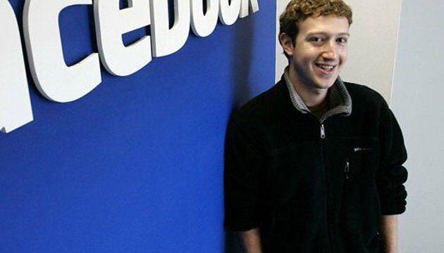 Засновник Facebook Марк Цукерберг
