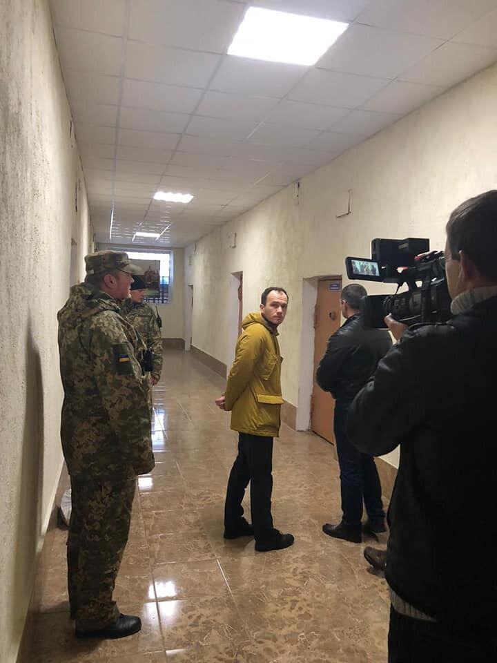 Малюська проверил тюрьмы Бердичева