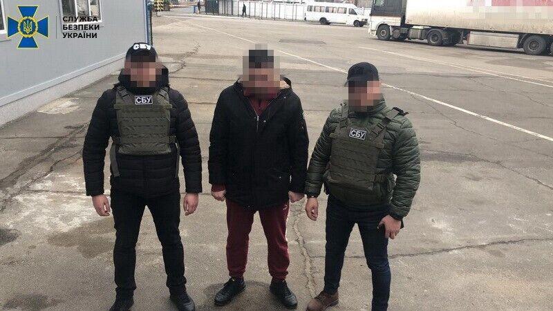 На Одещині зловили кур'єра з кокаїном