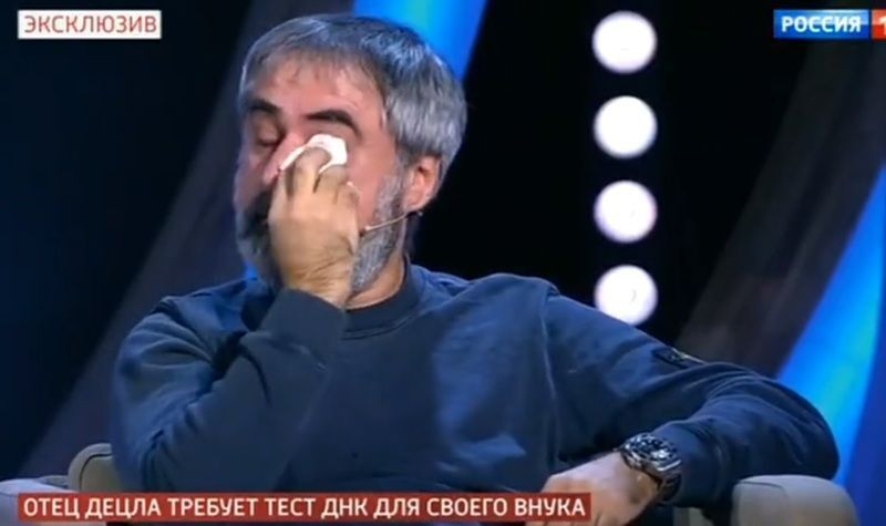 Отец Децла Александр Толмацкий