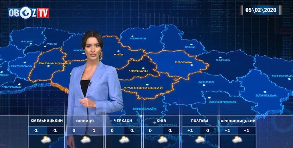 Резко похолодает: прогноз погоды на 5 февраля от ObozTV