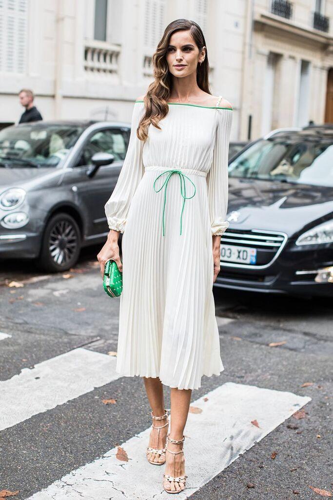 Бабушкины платья, туники: модные платья весны 2020