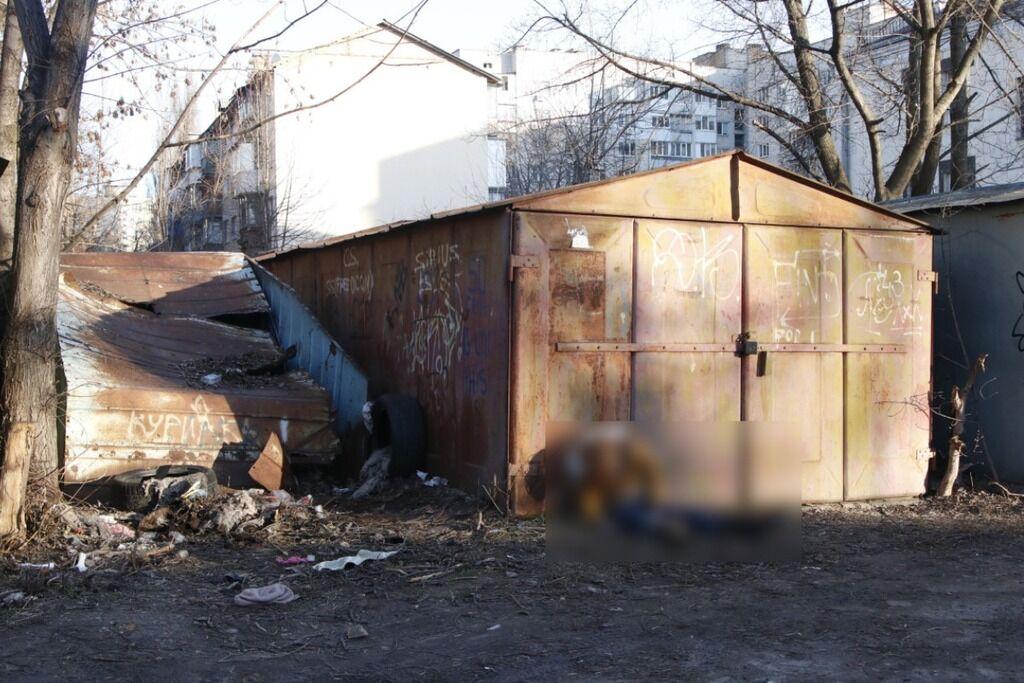 В Киеве нашли тело молодой девушки