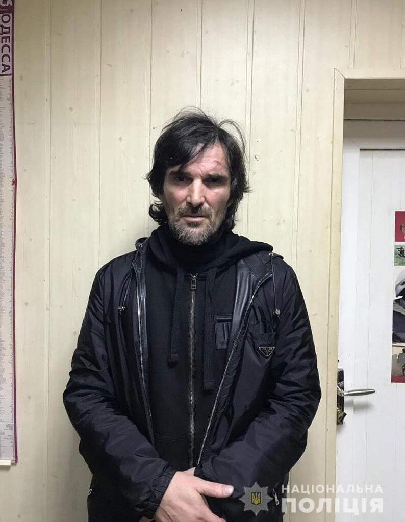 Дато Сфан. В Украине регулярно ловят приезжих воров в законе