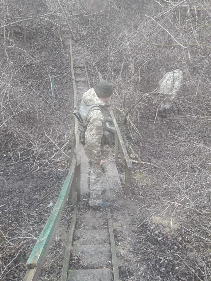 """На Одесщине пограничники нашли загадочную трубу из непризнанной """"ПМР"""""""