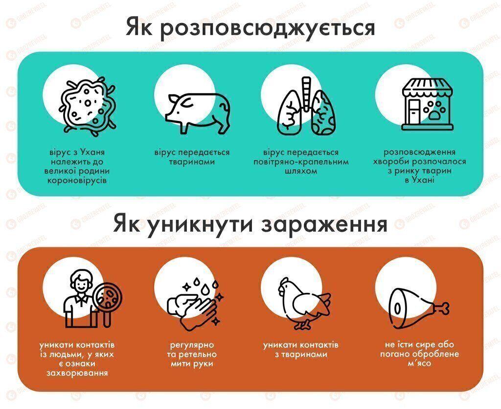 Рекордні смерті і загроза для мільйонів: чи готова Україна до коронавірусу