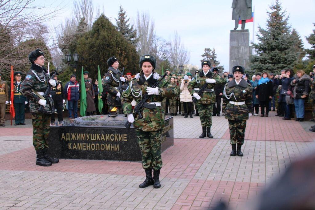 Зомбирование детей в оккупированном Крыму