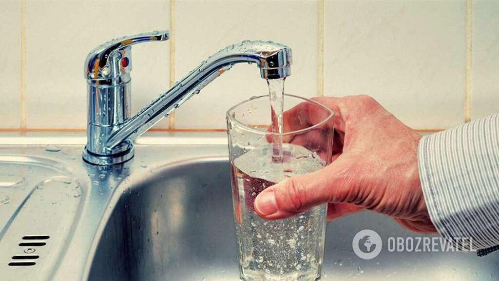 Вода з крану