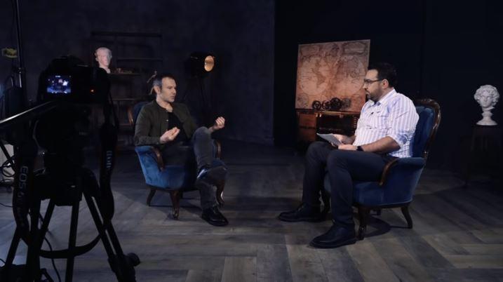 "Святослав Вакарчук в видеопроекте ""Орестократія"""