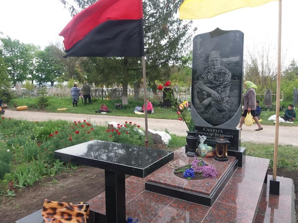 Горювала й поставила пам'ятник: як фальшива вдова привласнила мільйон за загибель героя АТО
