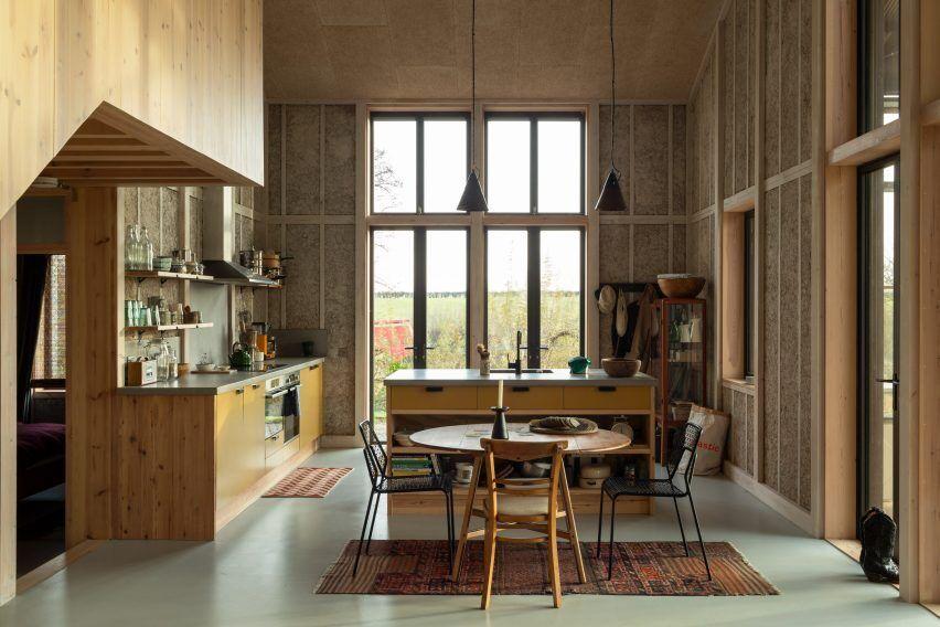 Энергоэффективный дом Flat House