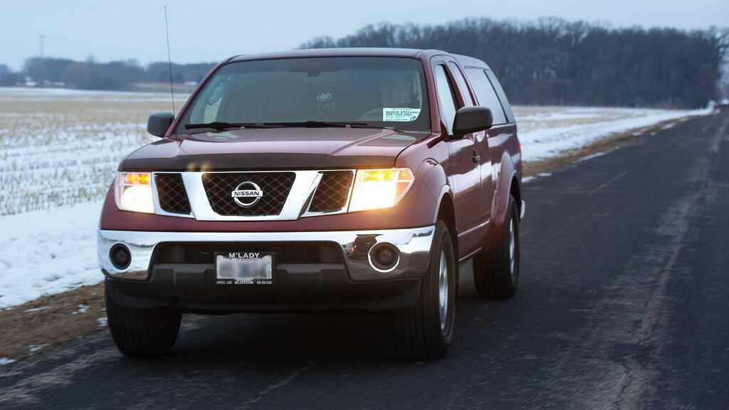 Nissan Frontier з пробігом 1 600 000 км