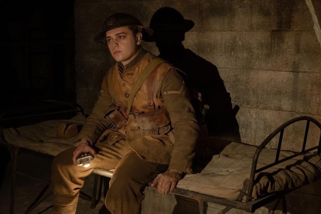 """Як знімали """"1917"""", який тріумфував на """"Оскарі"""""""