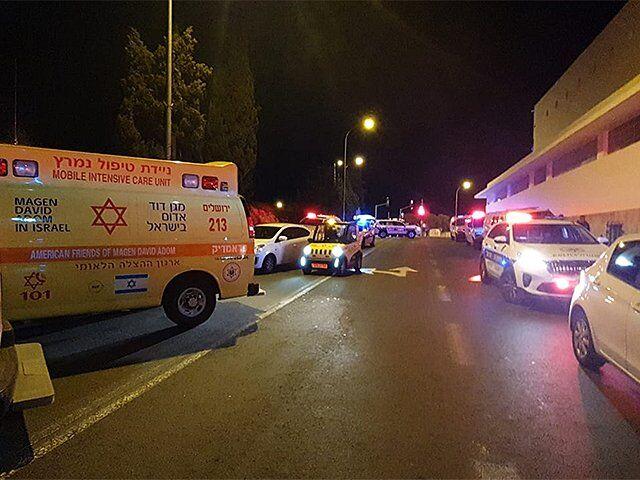 Авто наехало на группу солдат в Израиле