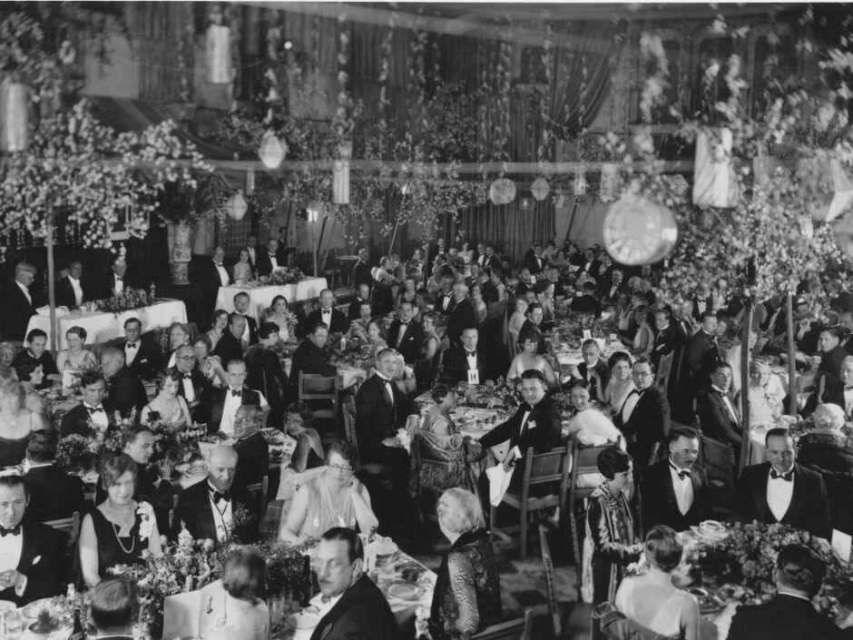"""Перша церемонія """"Оскар"""" пройшла в готелі """"Рузвельт"""""""