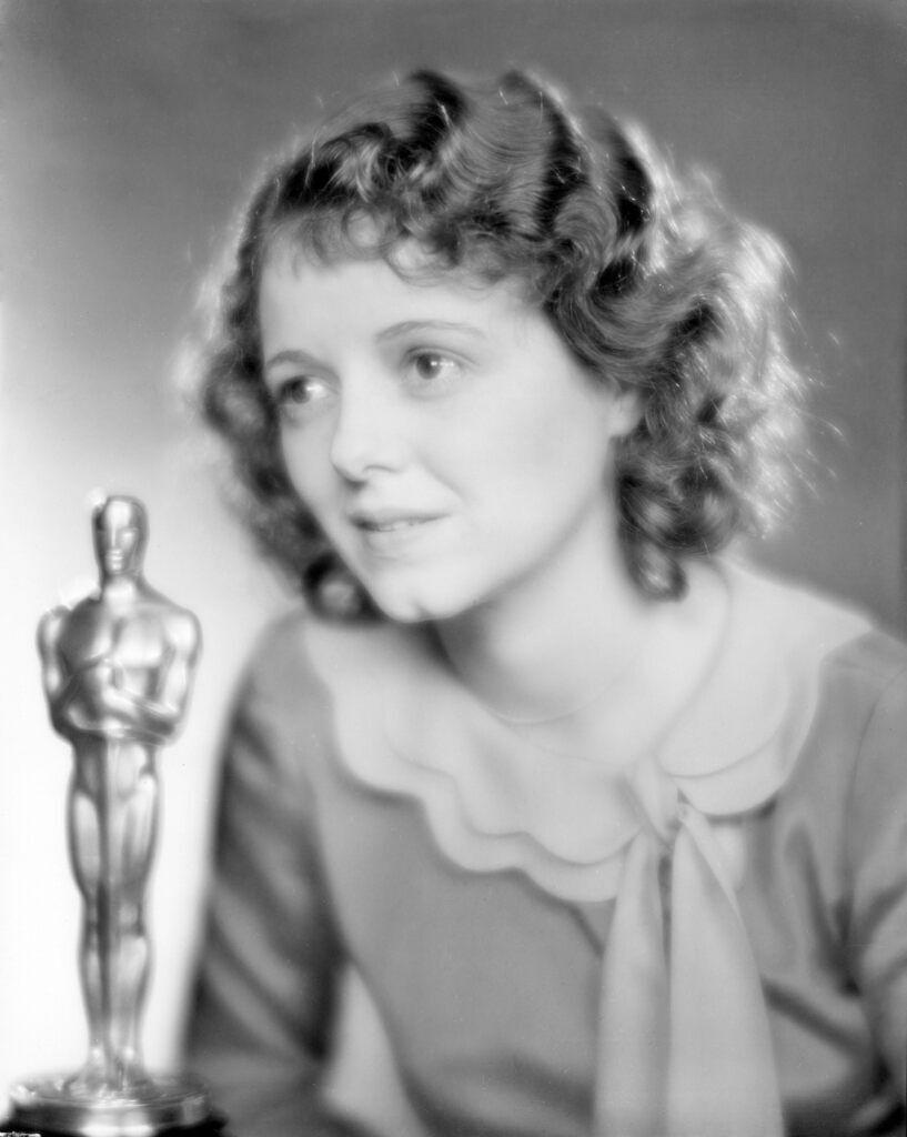 """Джанет Гейнор та її """"Оскар"""" 1929 найкращій актрисі"""