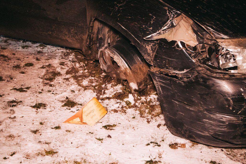 """У Києві п'яний водій влаштував """"гонки"""" на викраденому авто"""