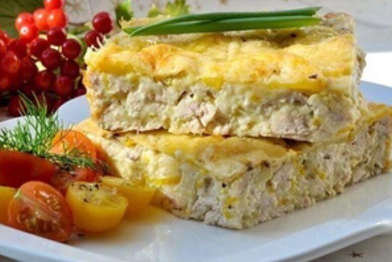 Рецепт смачної і дуже апетитної страви з картоплі