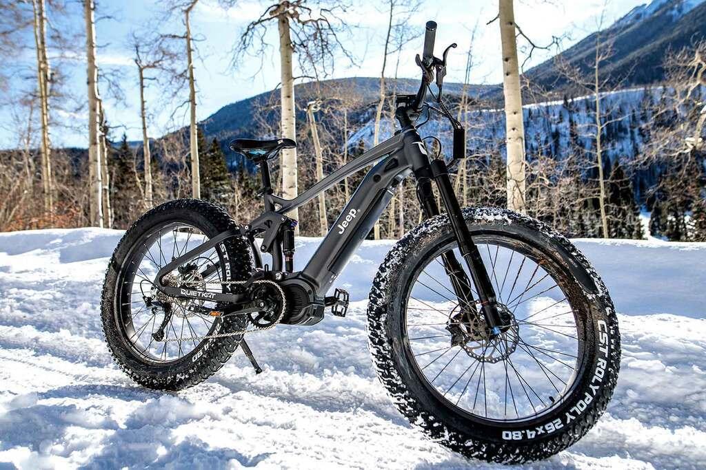Електричний велосипед Jeep e-Bike