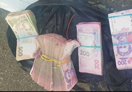В Одессе нашли очередной пакет с деньгами (иллюстрация)