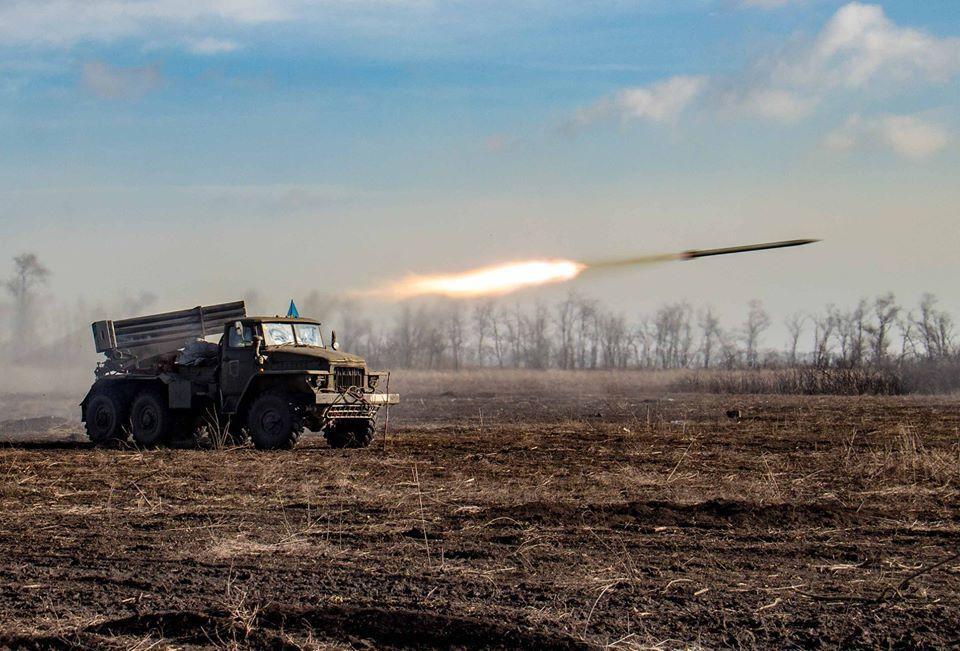 На Приазов'ї відбулися навчання з відбиття можливої агресії з боку російських окупаційних військ