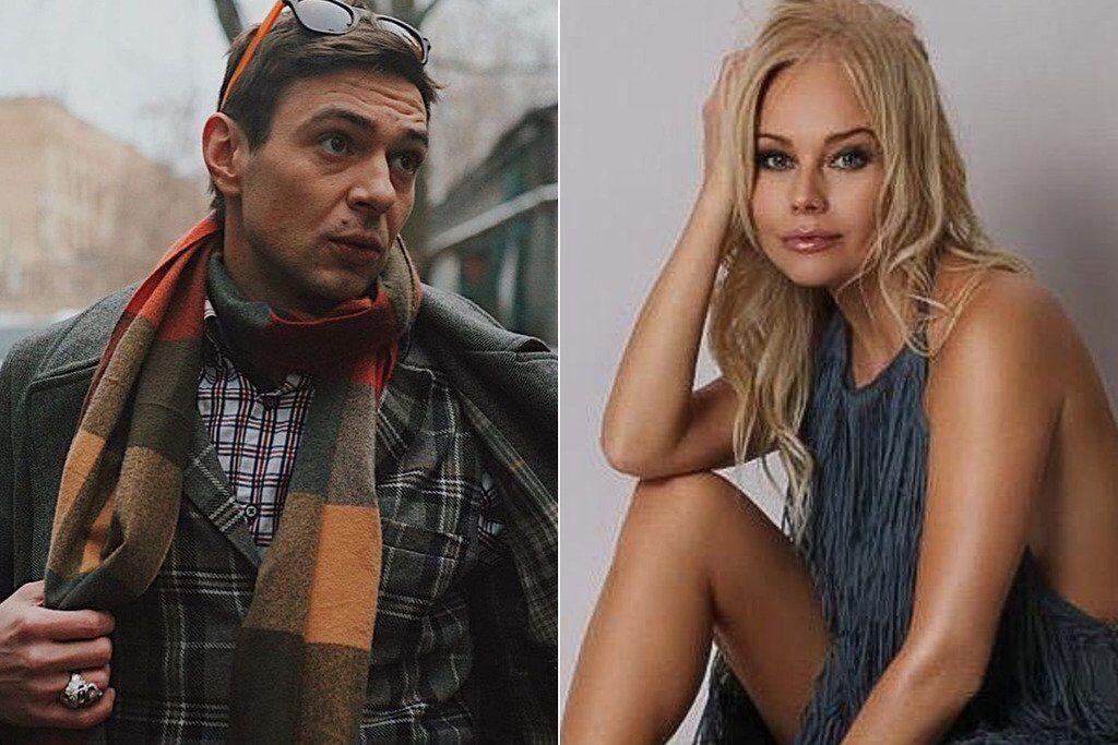 Павел Баршак и Елена Корикова