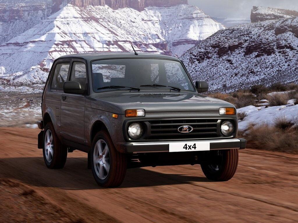 Новая Лада Нива своим появлением не повысила спрос на модели АвтоВАЗ