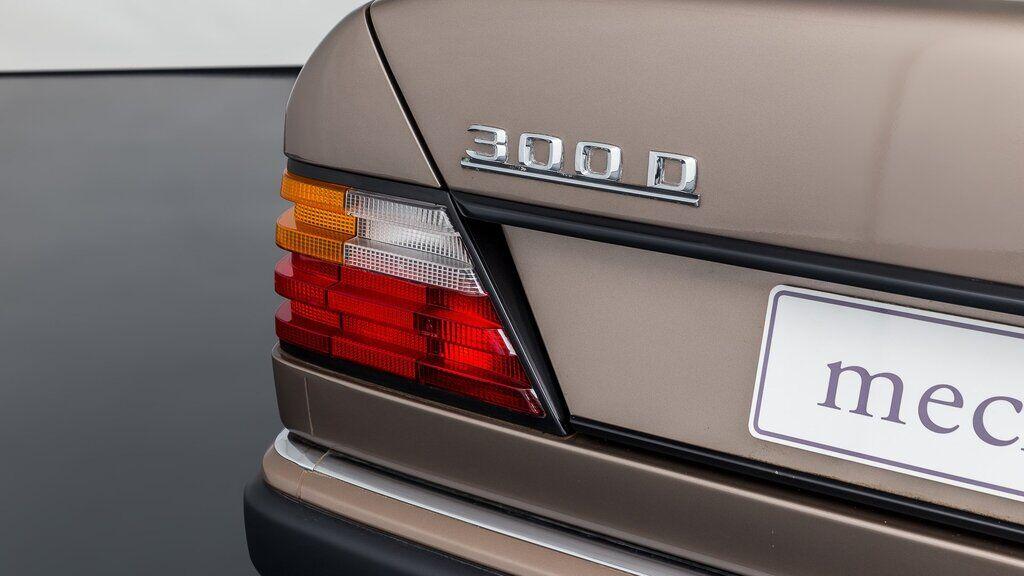 Mercedes W124 без пробега