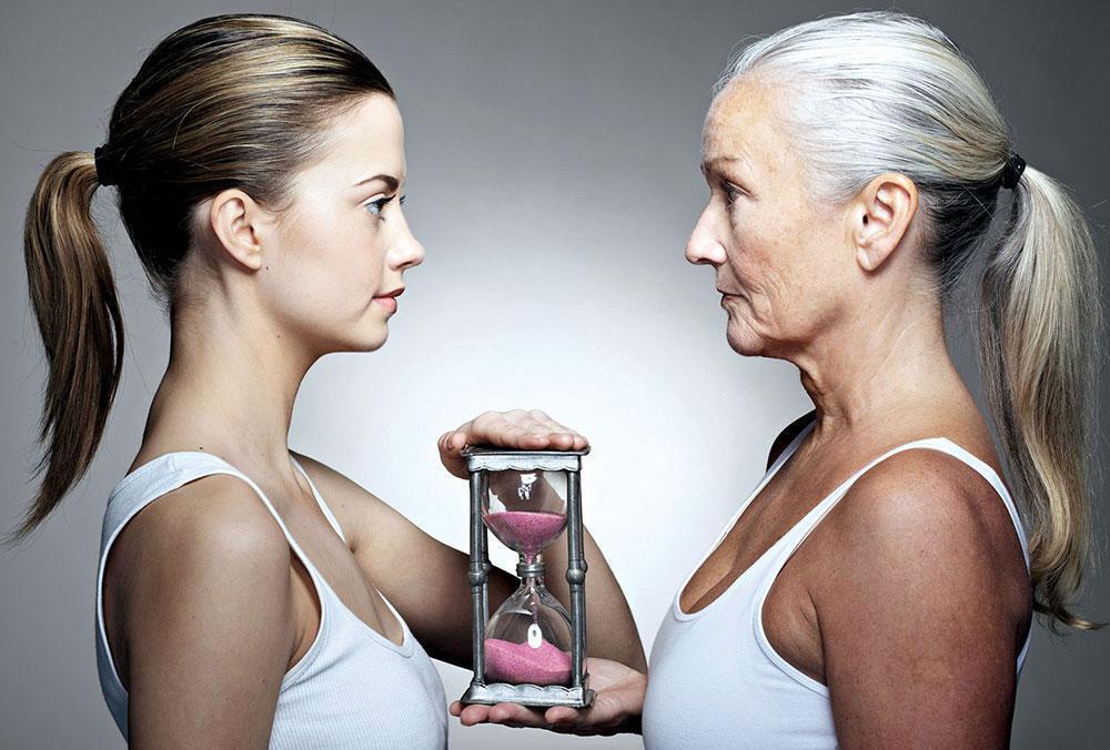 Продукти, які наближають старість