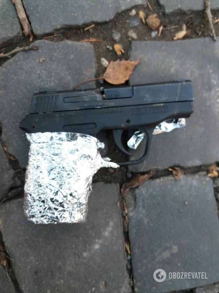 Пистолет Smith & Wesson Bodyguard 380