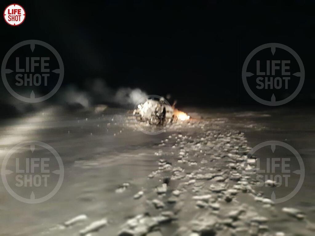 Під Казанню розбився вертоліт Хайрулліна