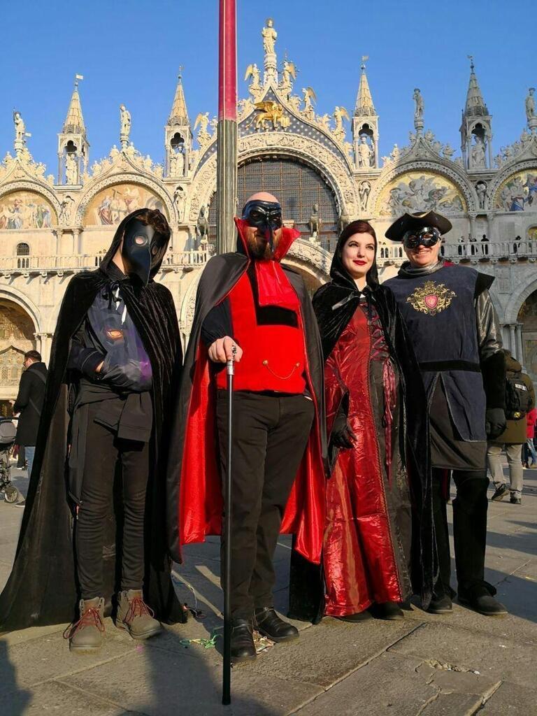 Карнавал в Венеции-2020