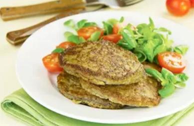 Рецепт неймовірно смачних печінкових оладок