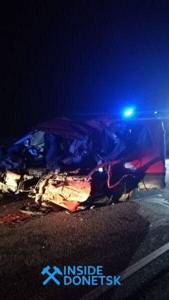 Луганчане погибли в ДТП в Воронежской области РФ