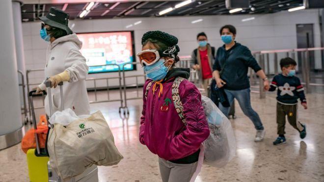 Первый случай: украинец заразился китайским коронавирусом