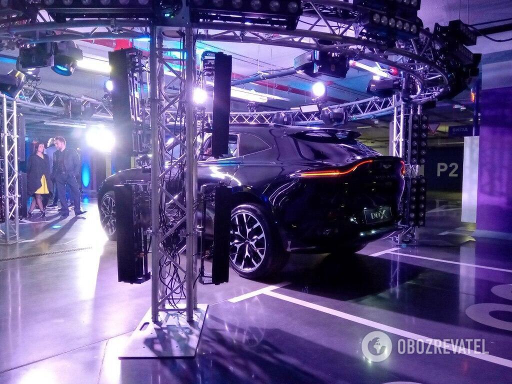 Aston Martin DBX 2020: дорогой, роскошный, мощный и красивый. Готовы завидовать?..